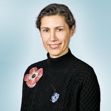 Frau Claudia Muzzetto