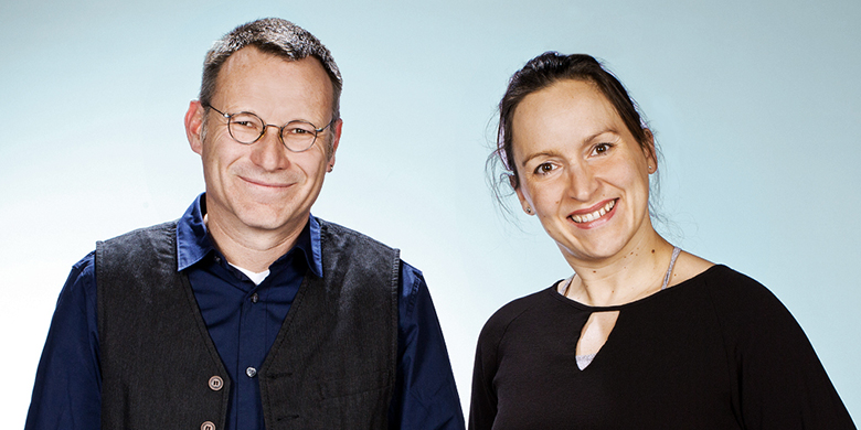 Herr Michael Druckrey & Frau Dr. med. Martina Marchese